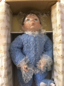 Collectible Porcelain Doll- Tommy