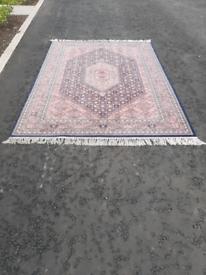 Keshan New Royal Wool Handmade Rug