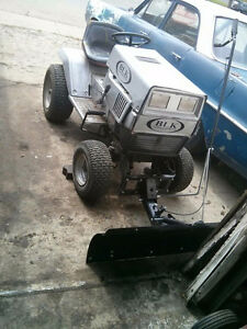18hp twin riding mower/tractor.500 BUCKS!!!!