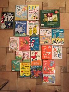 All Brand New DR. SEUSS books for sale