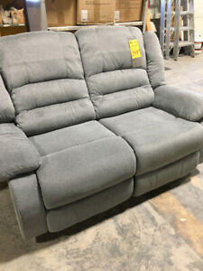 Jack Reclining Loveseat @Yvonne's Furniture + Liquidation Outlet
