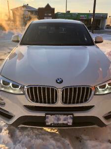 2018 BMW X4 xDrive28i SUV, Crossover