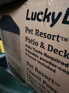 Lucky dog pet resort