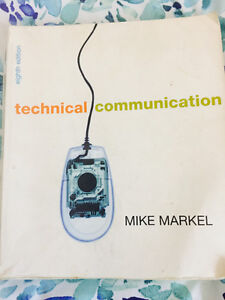 Technical Communication (8th ed.) - Mike Markel