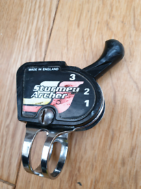 Sturmey Archer 3 speed gear selector