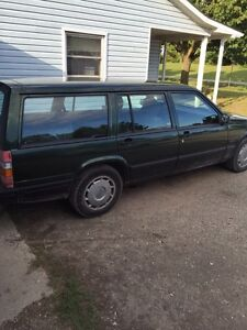 1995 940 Volvo rwd motivated seller**