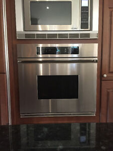 DACOR WALL OVEN / MICROWAVE / WARMING OVEN COMBO