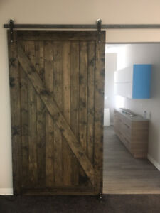 Barn Doors and More!