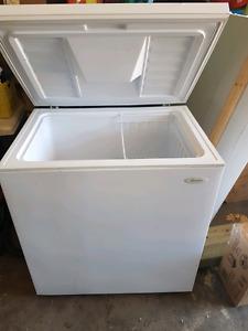 7 cubic foot woods freezer