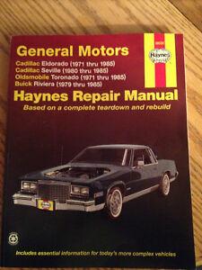 General Motors workshop manual