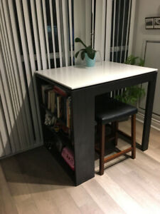 Kitchen  Island-table condo size