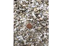 Free gravel - 10 Sq meters