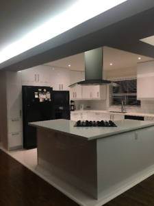 IKEA kitchen cabinets and furniture installation and design