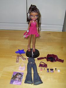 Bratz 2004 Sasha *Girlz Nite Out! et Style it!*