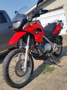 BMW F650 GS Adventure Touring