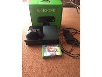 Xbox One (boxed like new)