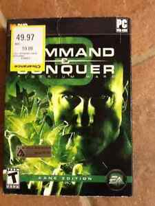 Command and Conquer  PC DVD ROM and CD games Cornwall Ontario image 1
