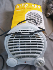 Fan forced Heater