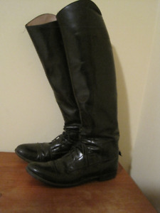 Effingham equestrian  tall riding boots