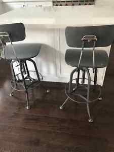 Restoration Hardware Stools