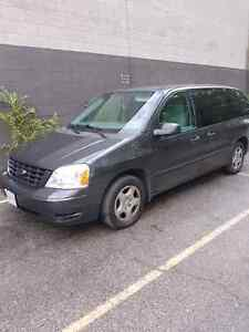2007 ford freestar 205 km 1 owner since new 2750 as is