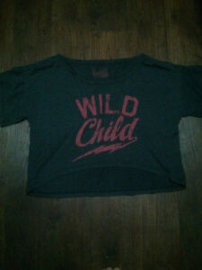 Brand new without tags crop top SM Kitchener / Waterloo Kitchener Area image 1