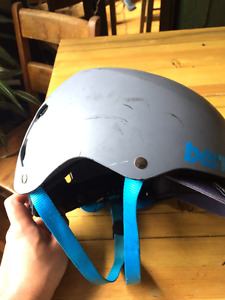 Bern Macon S/M Grey EPS Helmet