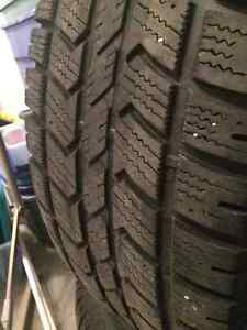 18in arctic claw winter tires 275/65/R18