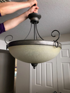 Light Pendant with 3 Lights