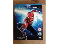 Spider-Man 1, 2 & 3 Blu-Ray Box Set