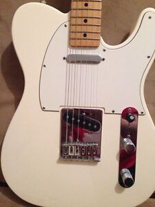 Telecaster, trade for bass