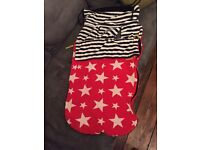 Cotton buggysnuggle in Stars and Stripes