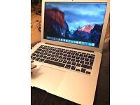 Apple MacBook Air 13 Inch Mid 2011 i5 1.7ghz 256gb SSD 4gb Ram