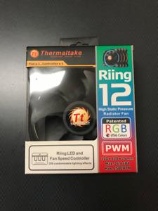 Thermaltake Riing 12 RGB PWM fan