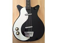 L/H Danelectro vintage re-issue Bass.