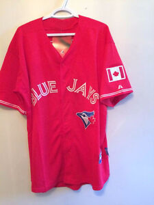 Cool Canada Day Jays Jersey - Bautista - New with tags