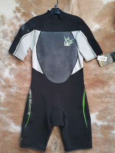 New Mens Wetsuit
