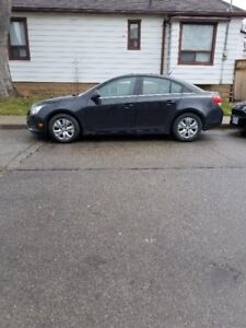 2011 Chevy Cruze saftey + E-tested  lots of service just done .