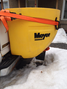 Salter - Meyer Mate Tail gate salter and De icer Sprayer