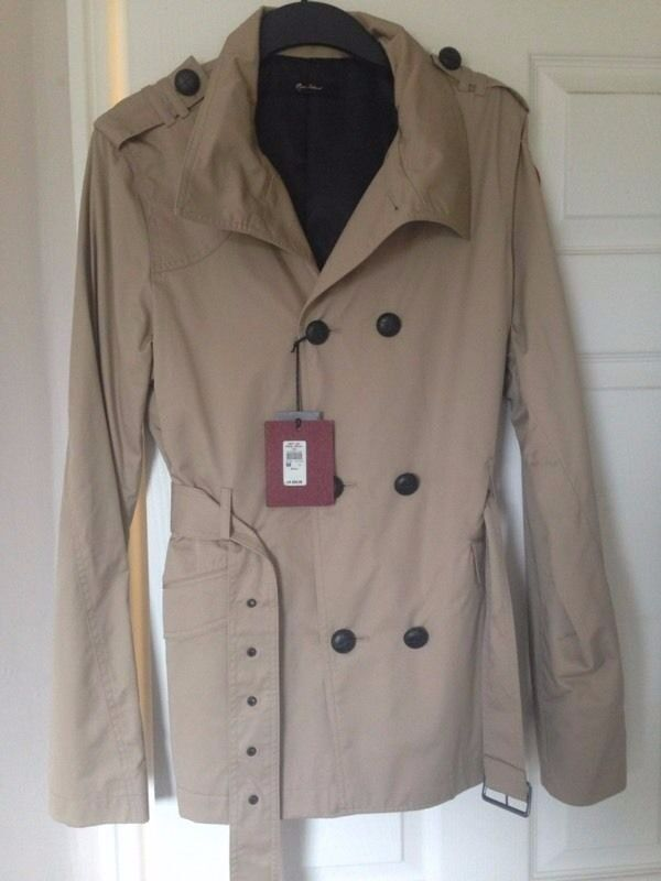 River Island - Mens Mac/Jacket Brand New with Tags