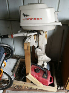 Johnson 10HP outboard motor