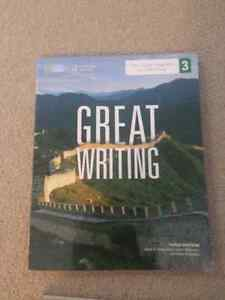 BOOKS FOR LEARNING ENGLISH FOR ACADEMIC PURPOSES Kitchener / Waterloo Kitchener Area image 2
