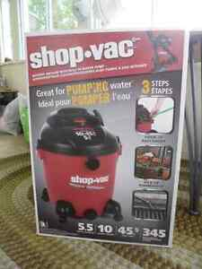 new shop vac