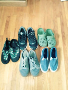 Free boy shoes/sneakers/water Shoes ect...