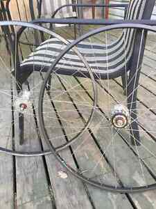 Phil Wood Track Wheelset