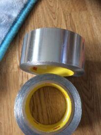 Tape n knee pads