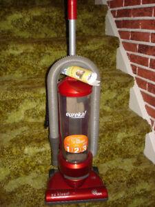 Eureka upright lightweight vacuum