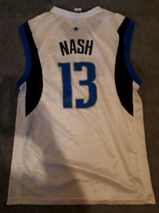 Steve Nash Dallas Mavericks NBA Jersey