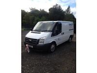 Ford transit 280 no vat new mot late 2011