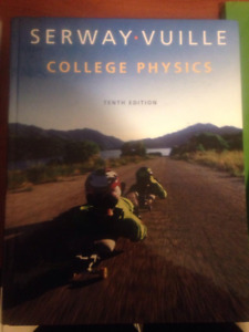 Textbook College Physics (Includes Solution Manual&Study Guide)